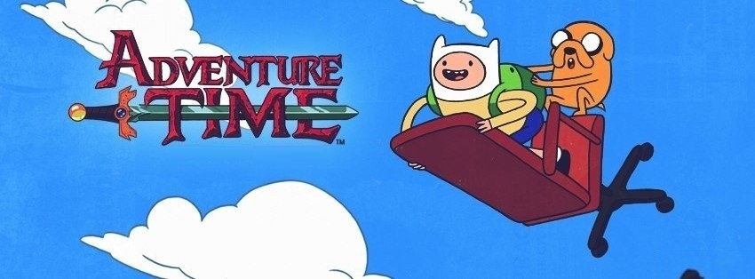 adventure time with jake and fin
