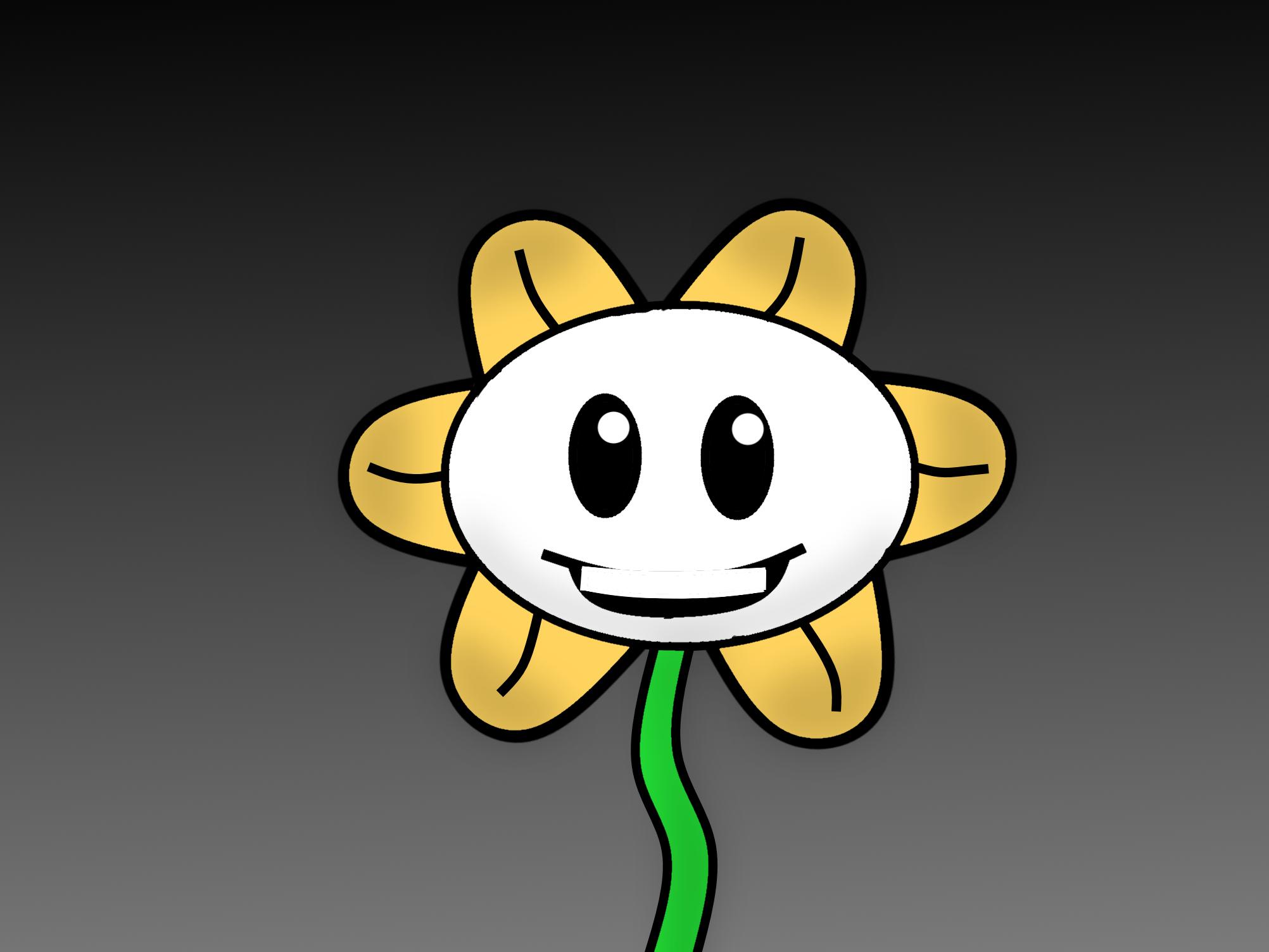 Undertale Flowey the Flower 02 image theemmy4501 Mod DB