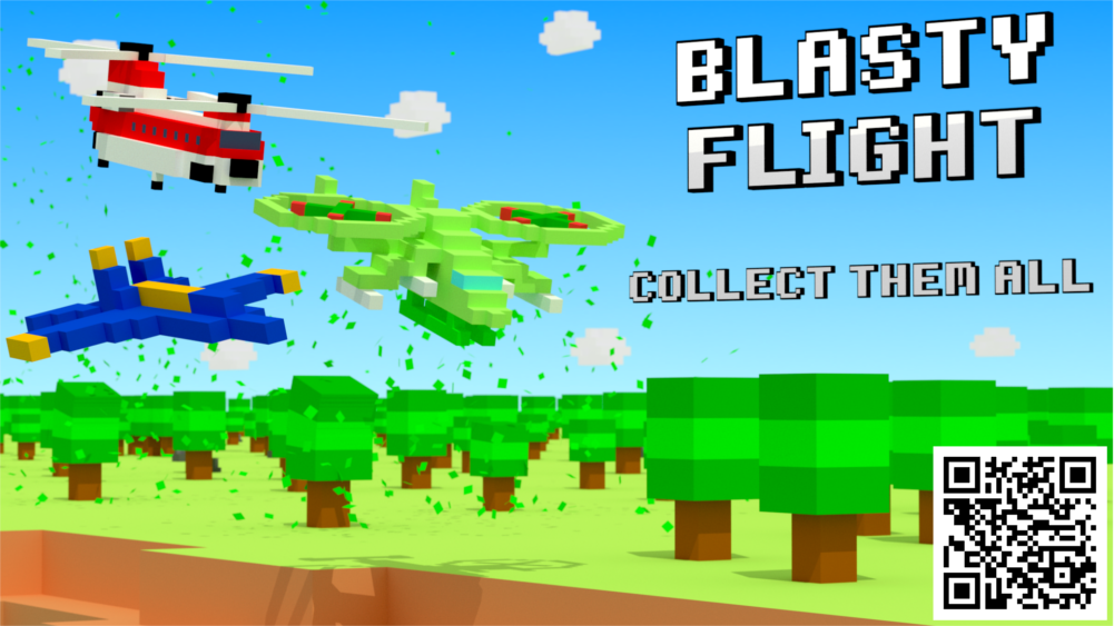 Blasty Flight promo 1 1000