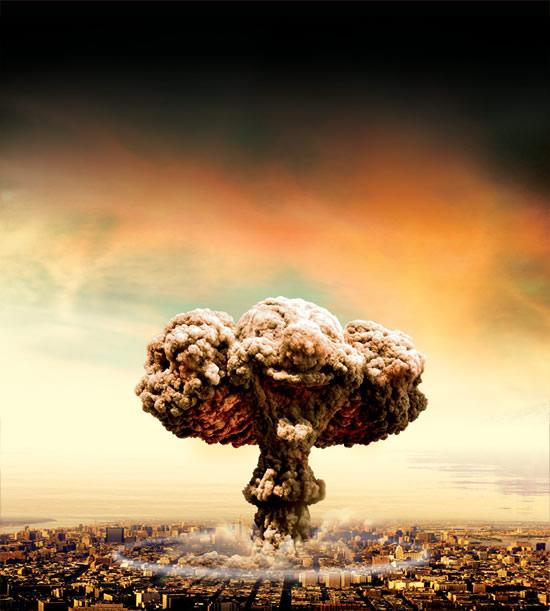 Картинка ядерного клоуна