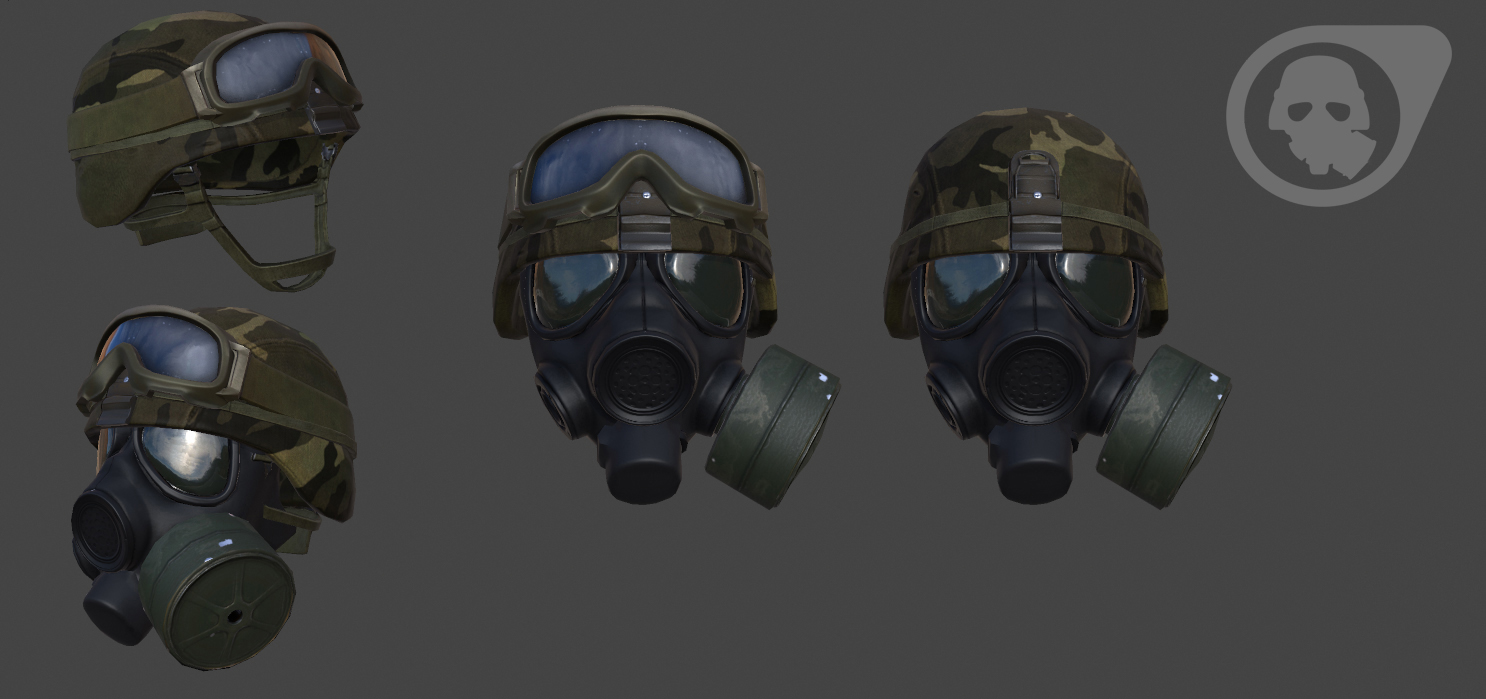 HECU Helmet