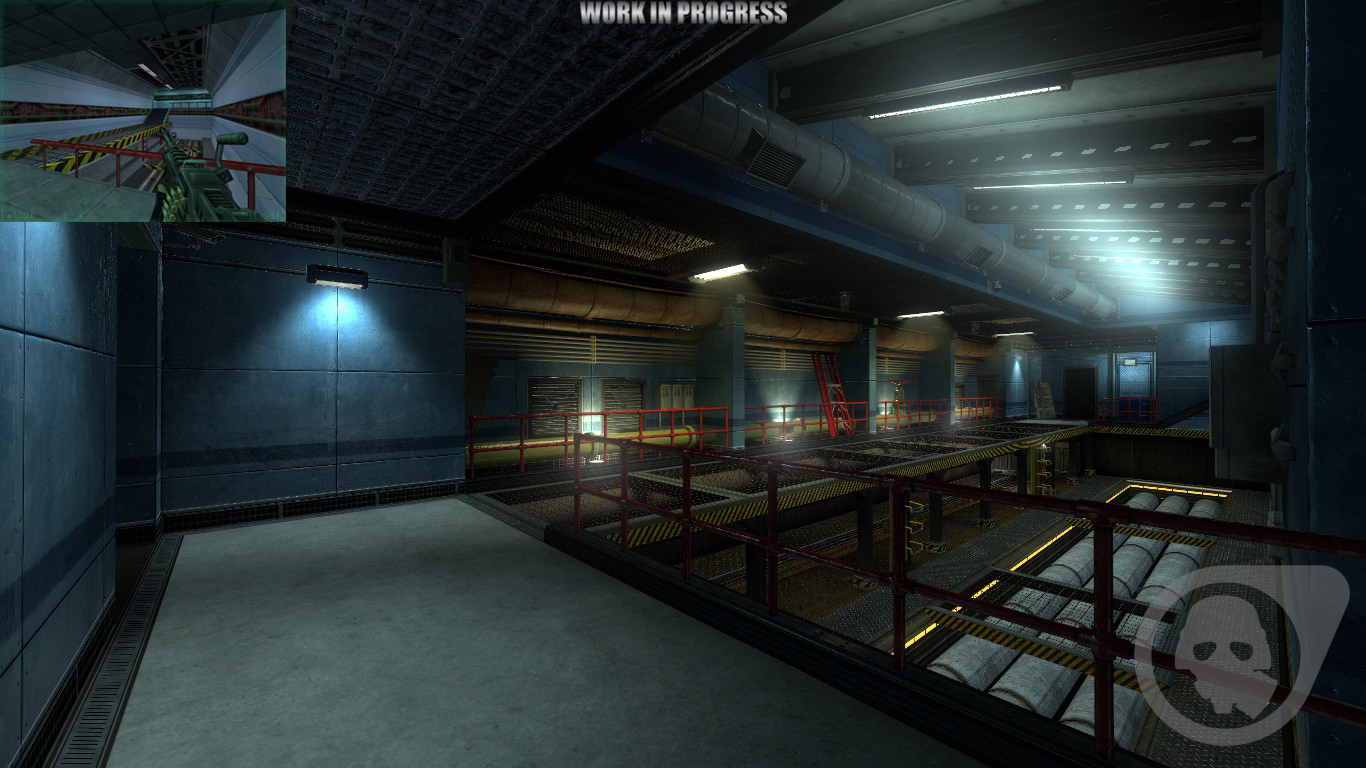 Operation black mesa mod for half life 2 mod db for Operation black mesa download