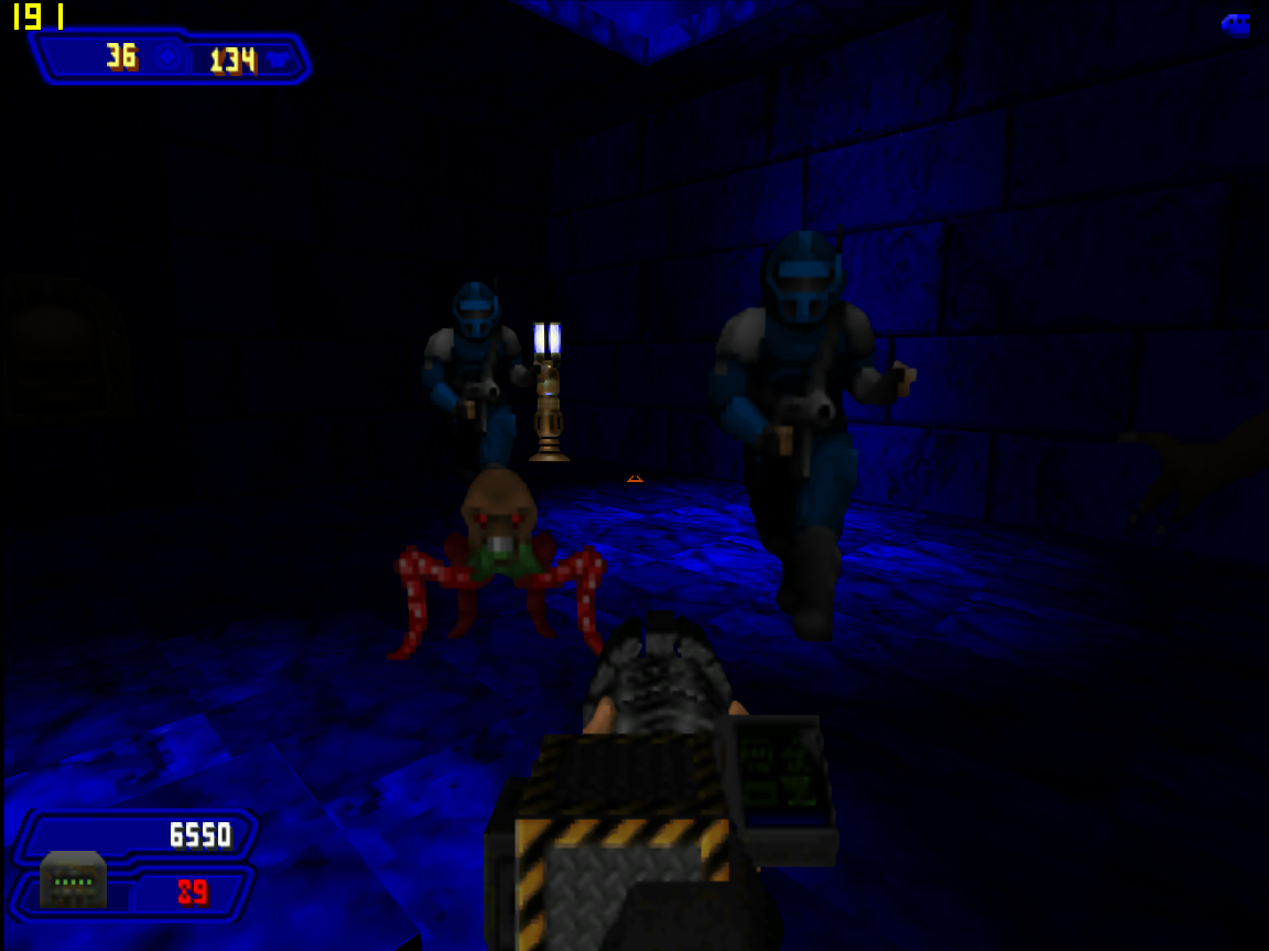 Screenshot Doom 20171013 215345