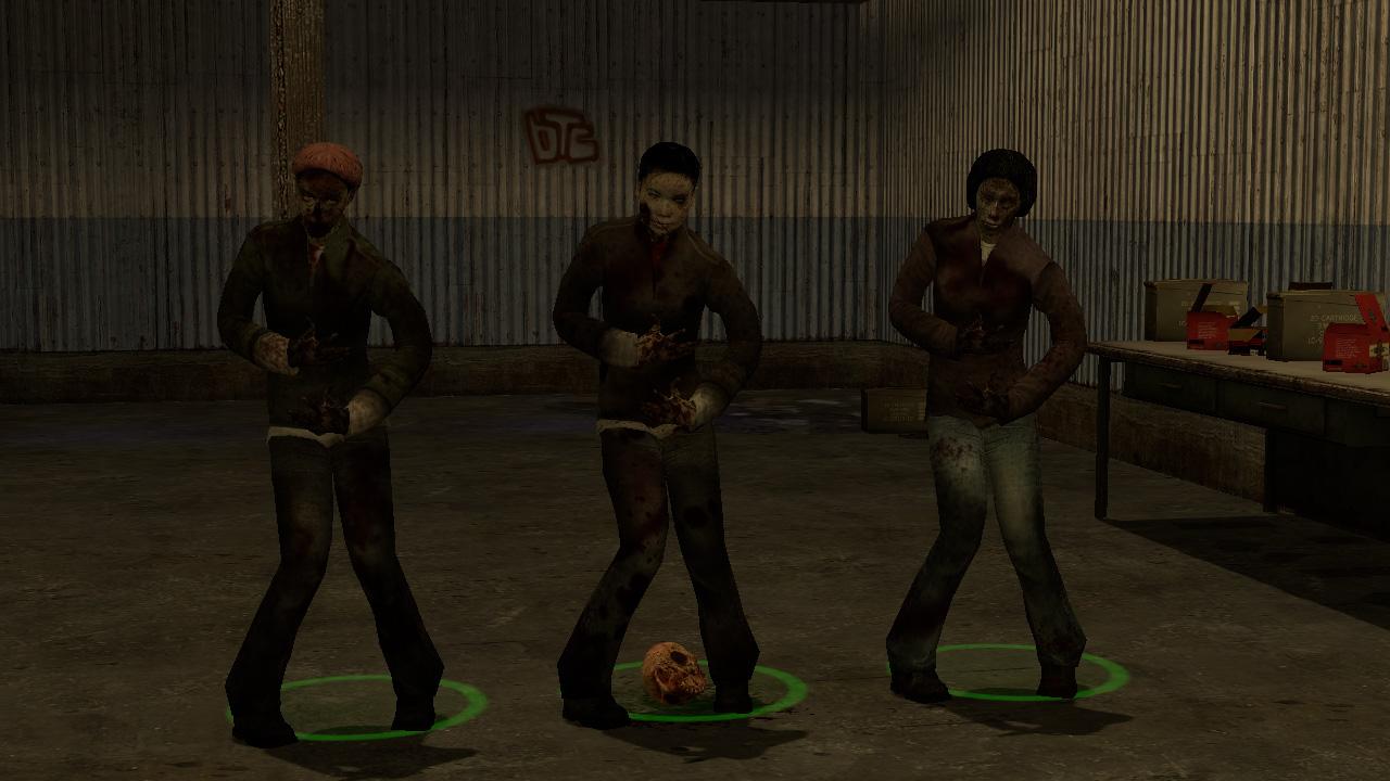 Zombie Master: Reborn mod for Half-Life 2 - Mod DB