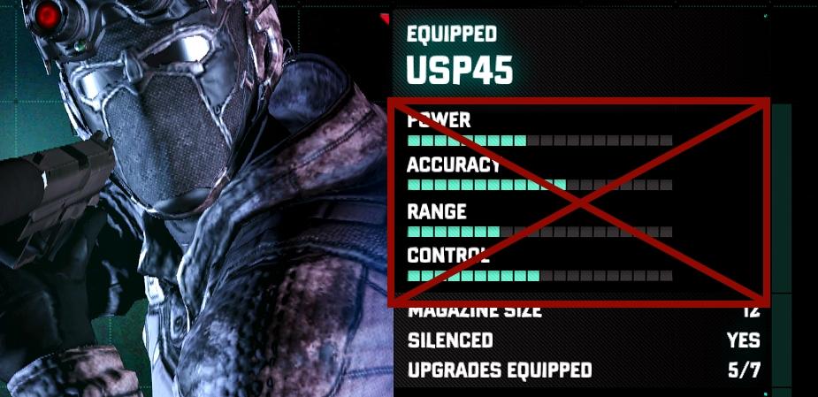 Special Ops mod for Tom Clancy's Splinter Cell Blacklist