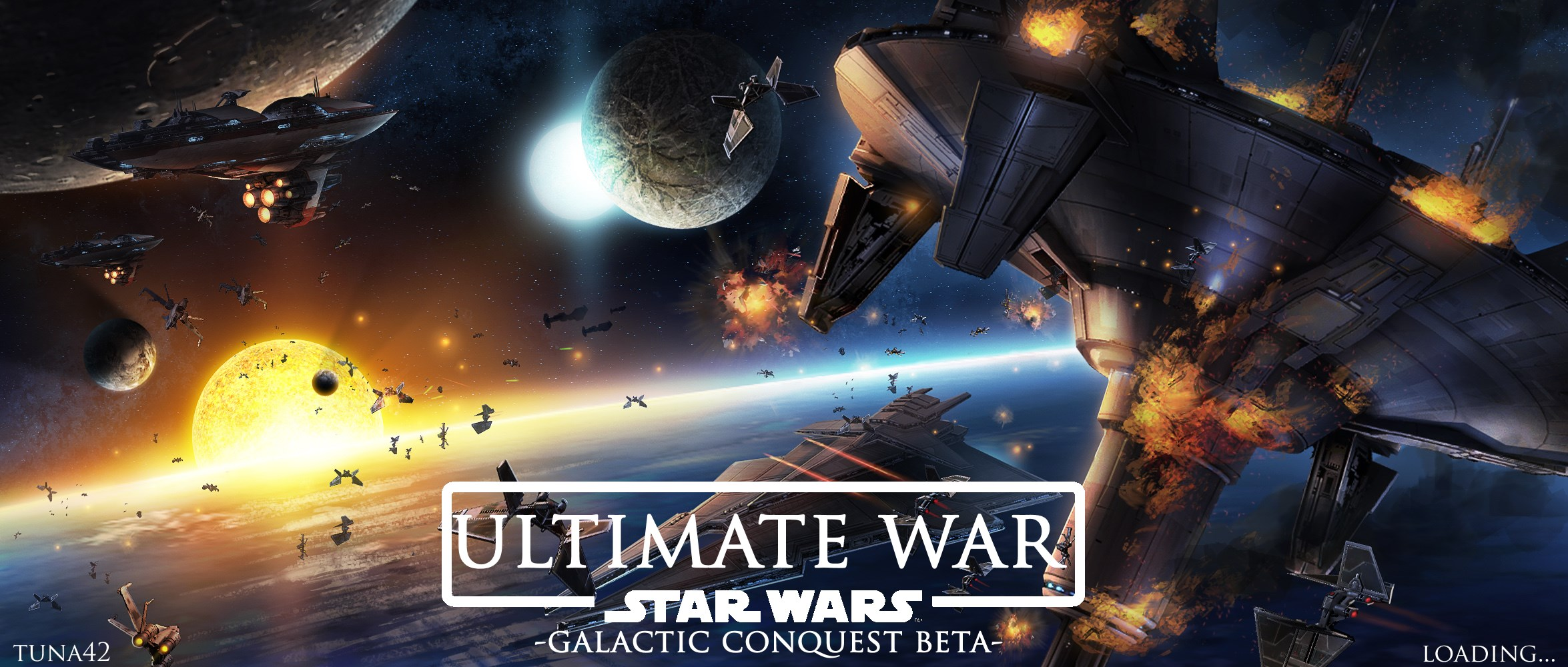 The old republic: ultimate war mod for star wars: empire at war.