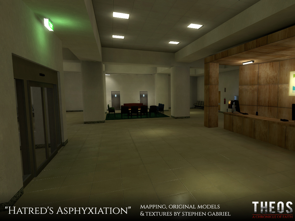 Hatred's Asphyxiation Screenshot 2