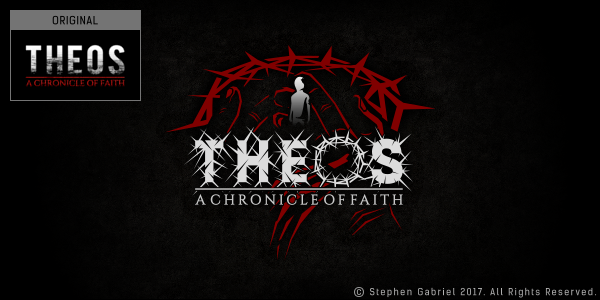 THEOS: A Chronicle of Faith Logo