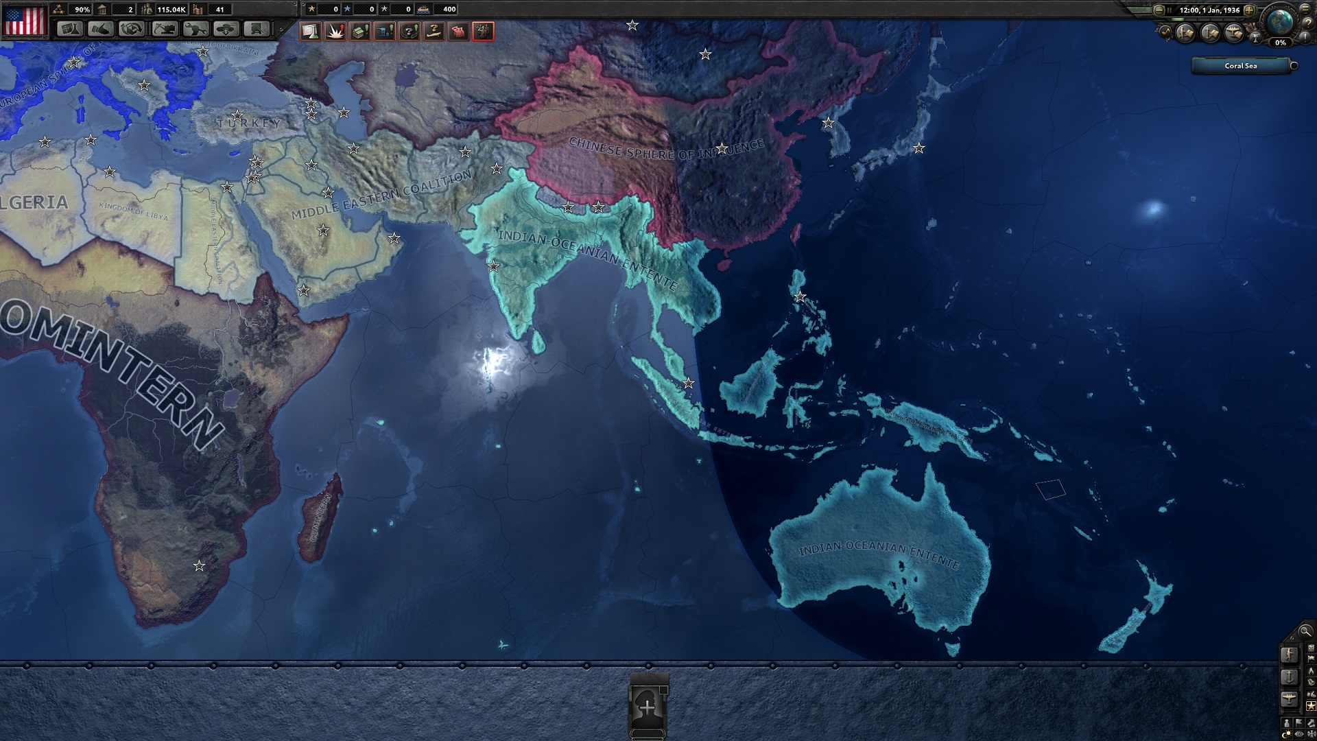 Indian Oceanian Entente