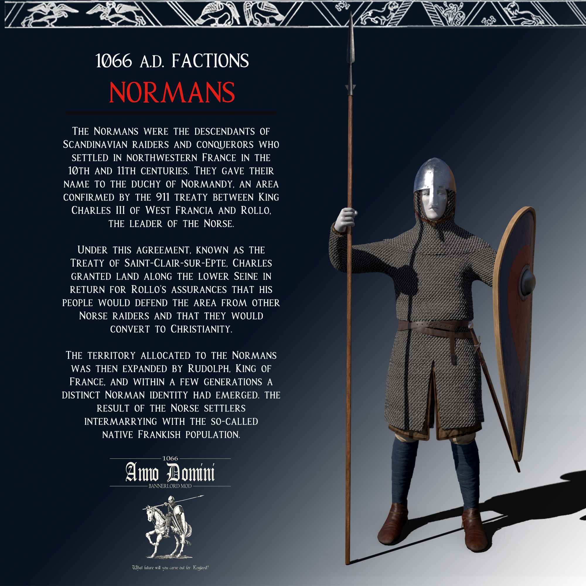 Factions Normans