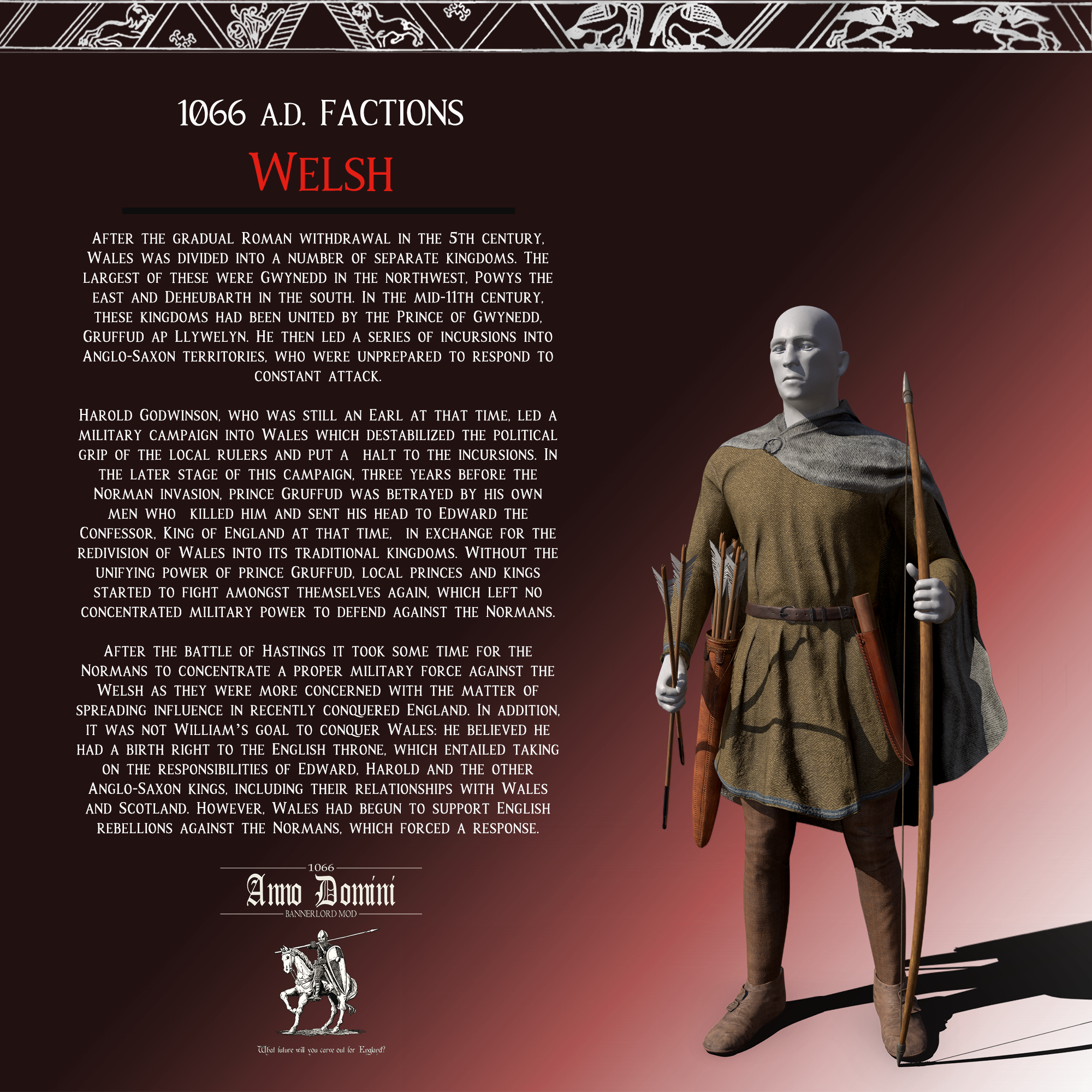 Factions Welsh