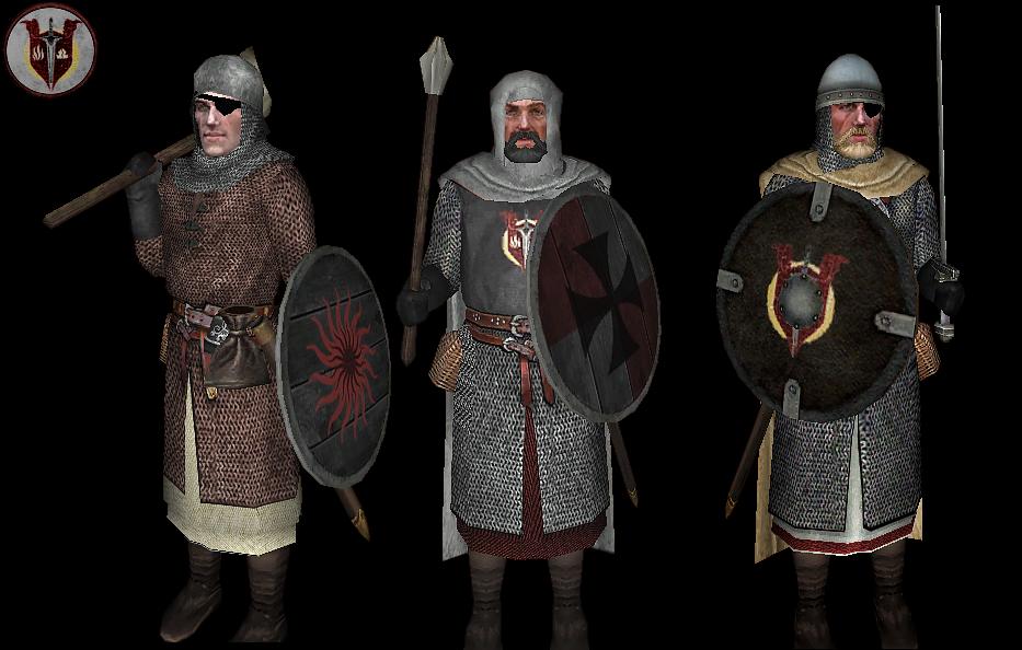 Ander Soldiers Reworked