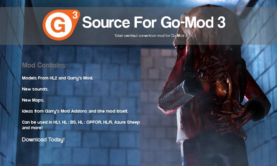 Source To Go-Mod 3