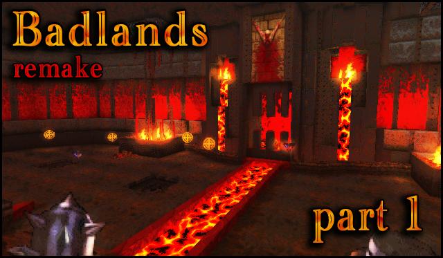 Badlands remake 1