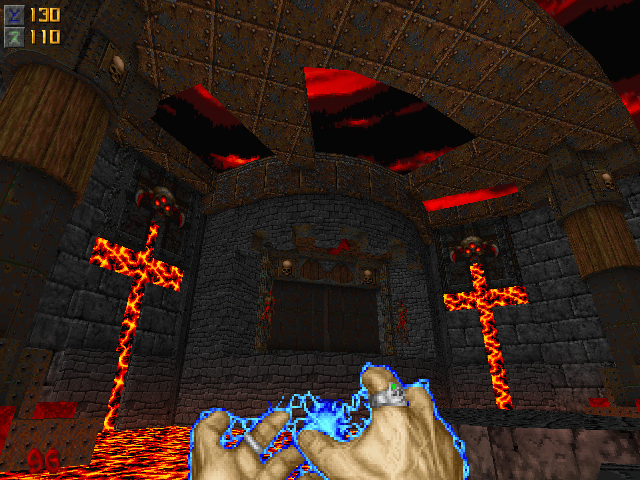 Griffin Chapel gets some cool upgrades. My Deathkings ideas find home in Legend 8.43 as well