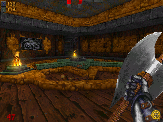 Menelkir dragon room