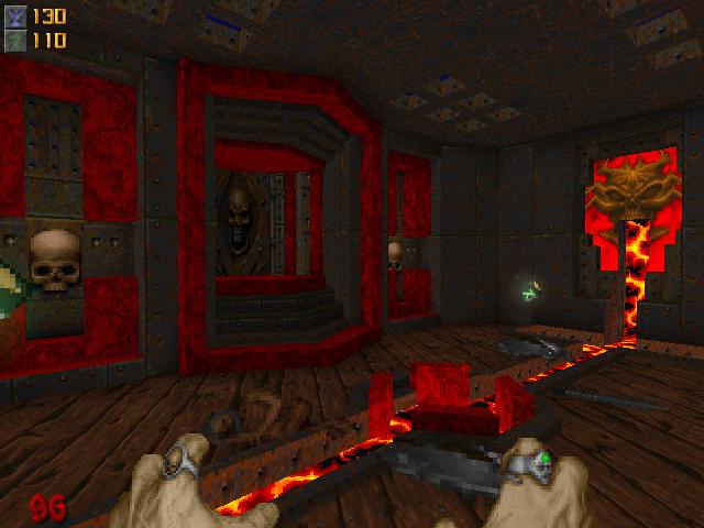 Tomb of Zedek - OCD remake
