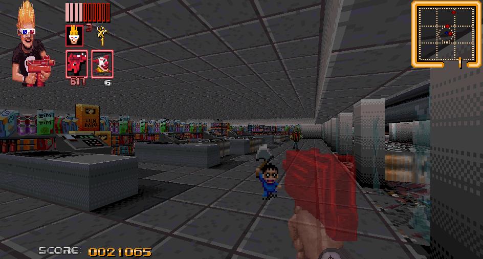 Screenshot Doom 20200906 000030