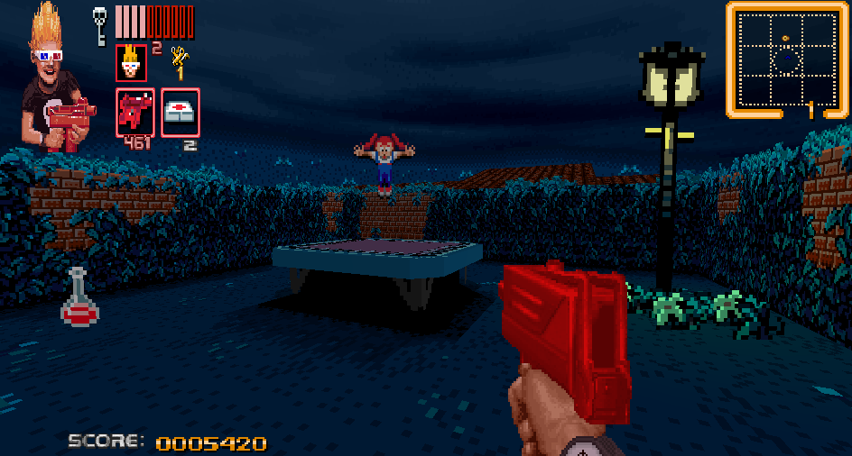 Screenshot Doom 20200906 003033
