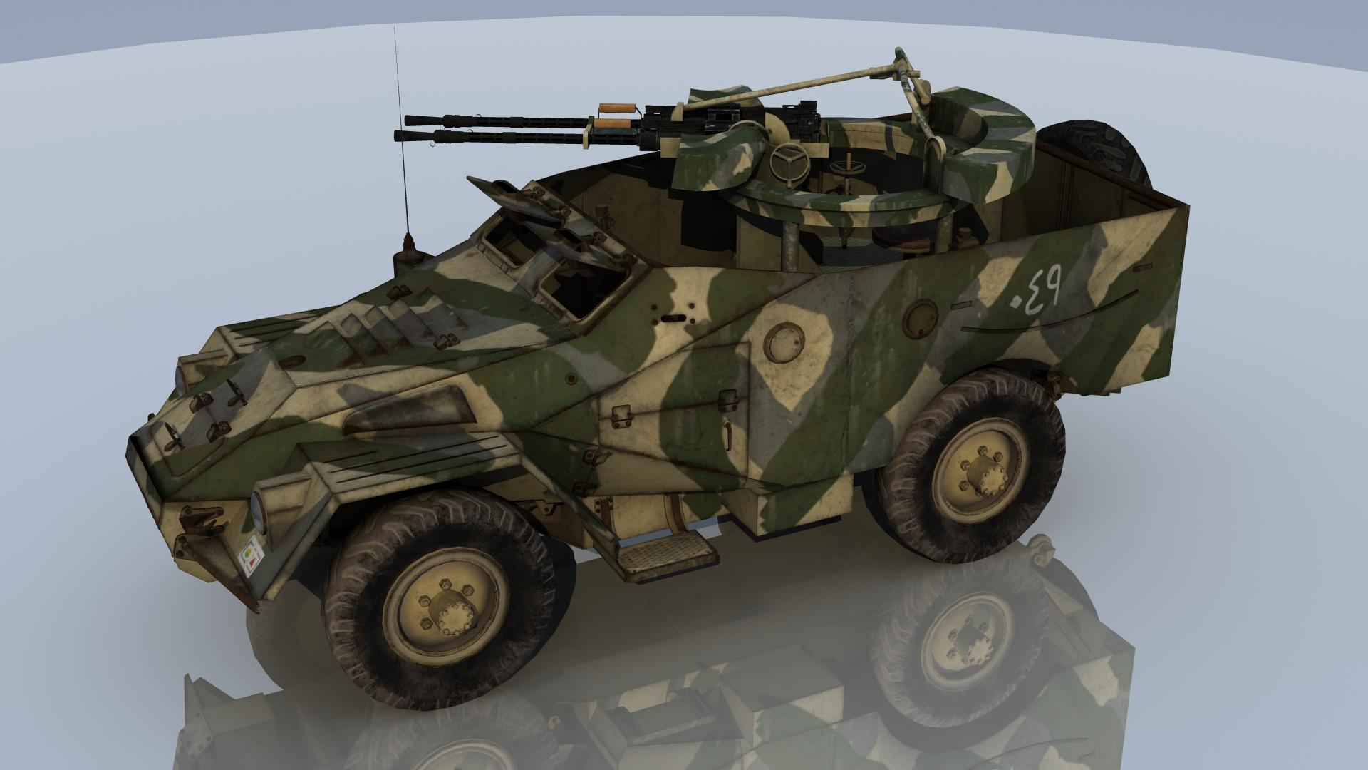 BTR40A SYRIA 1