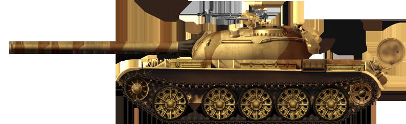 T 54A spoked wheels