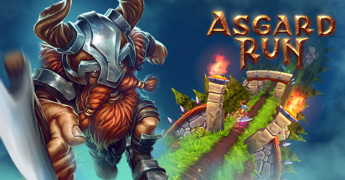 Asgard Run Sven art 1