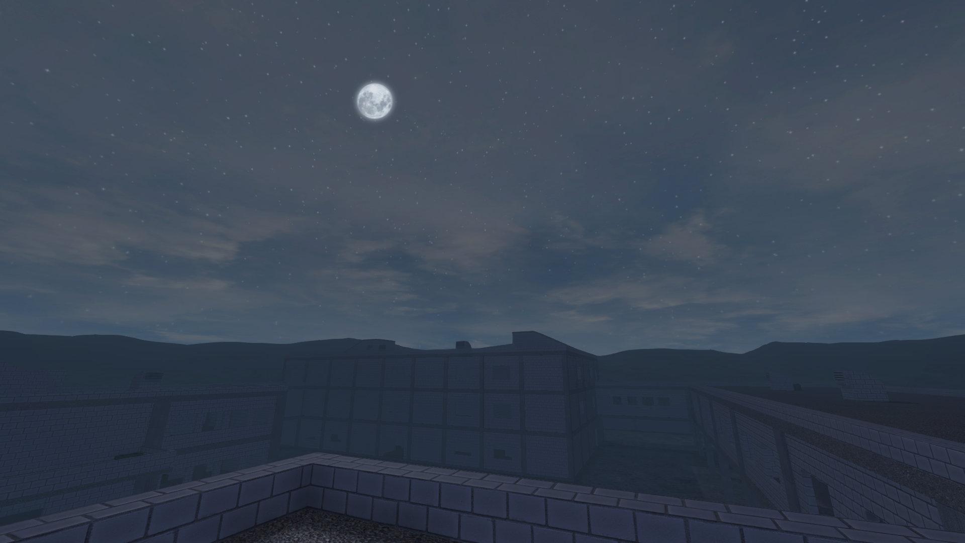 TG BuildingSite night