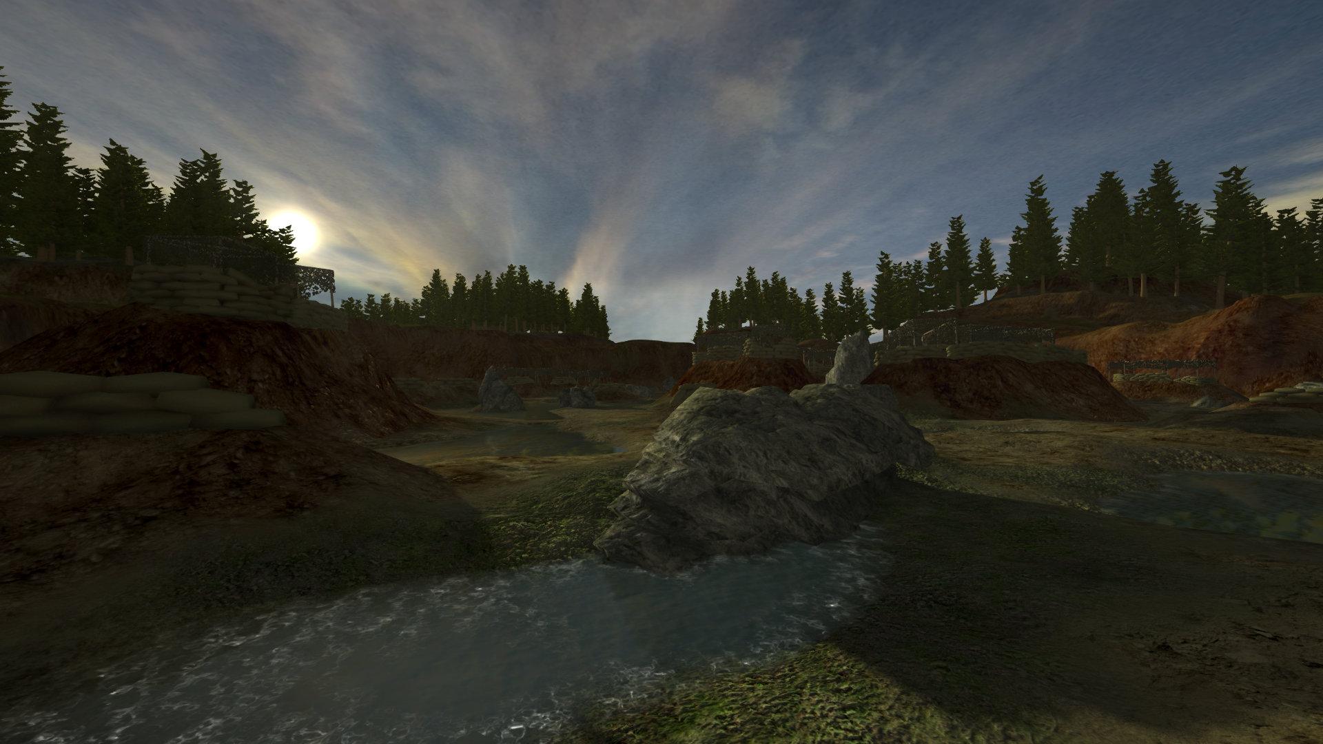 TG DirtPit dawn