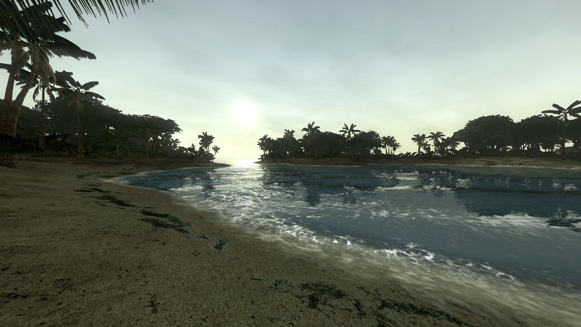 screenshot Pazifik Gardens at da