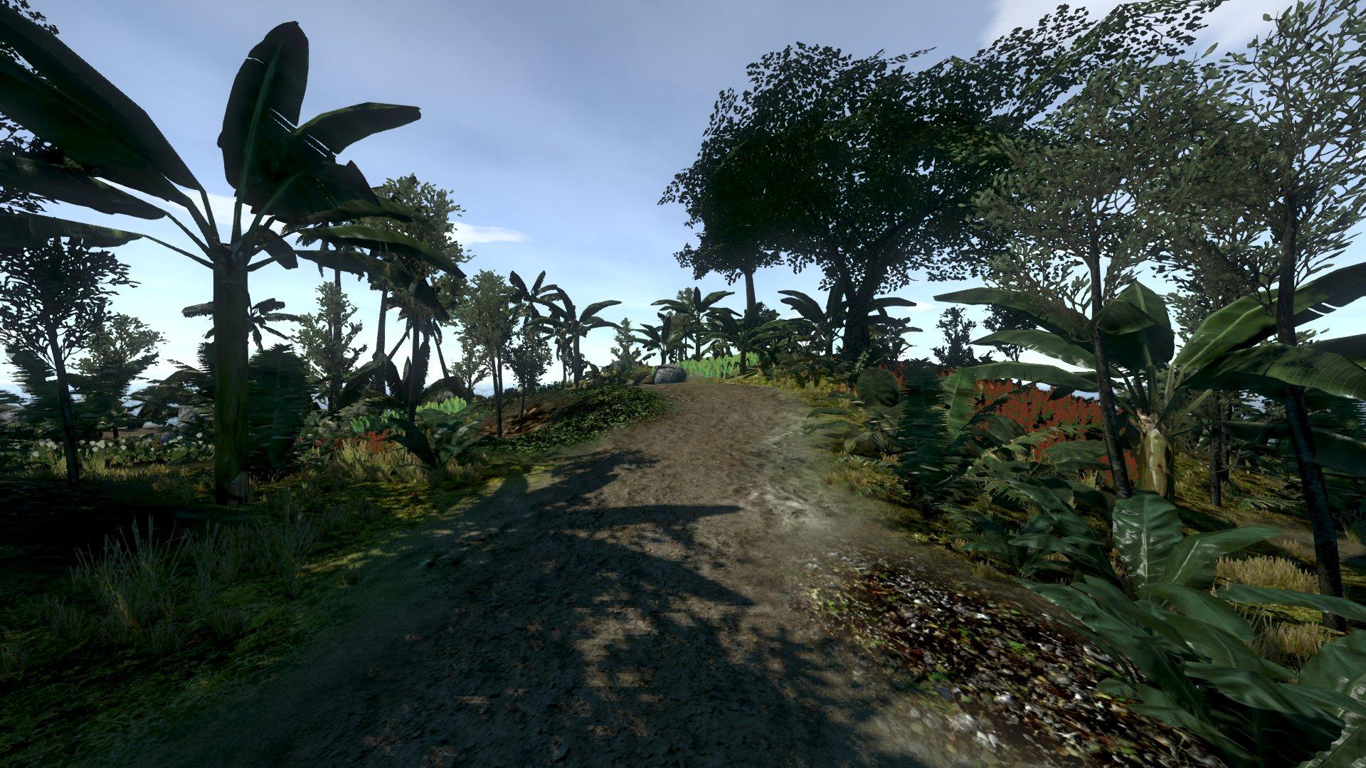 screenshot Pazifik Gardens by da