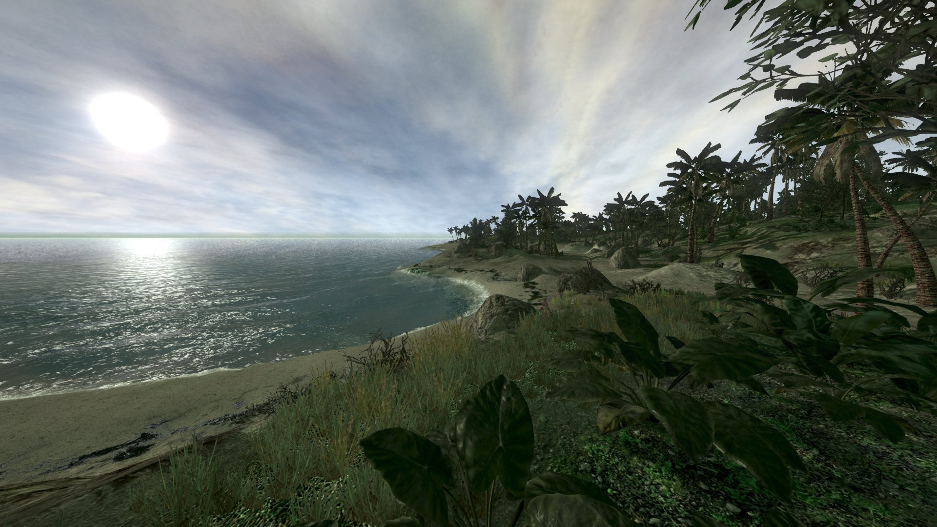 screenshot Pazifik Kitney Beach