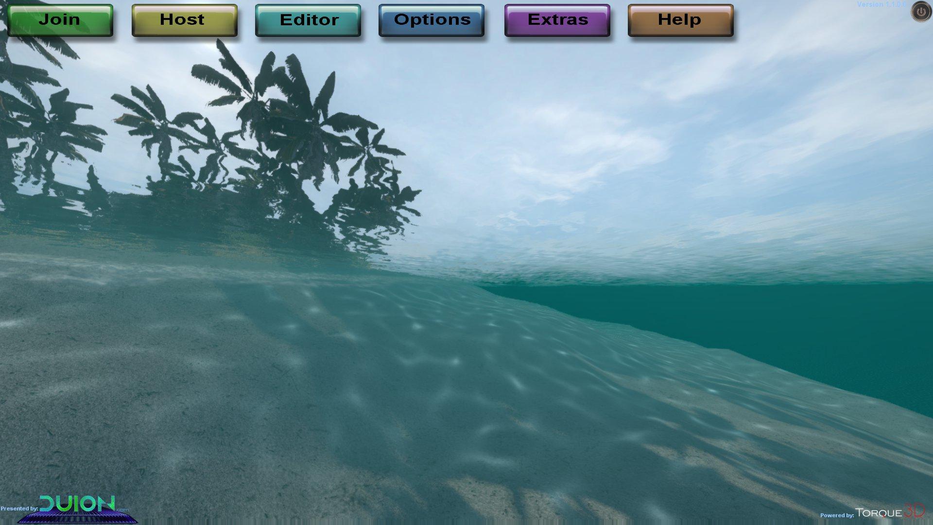 screenshot ambience pazifik isla 1