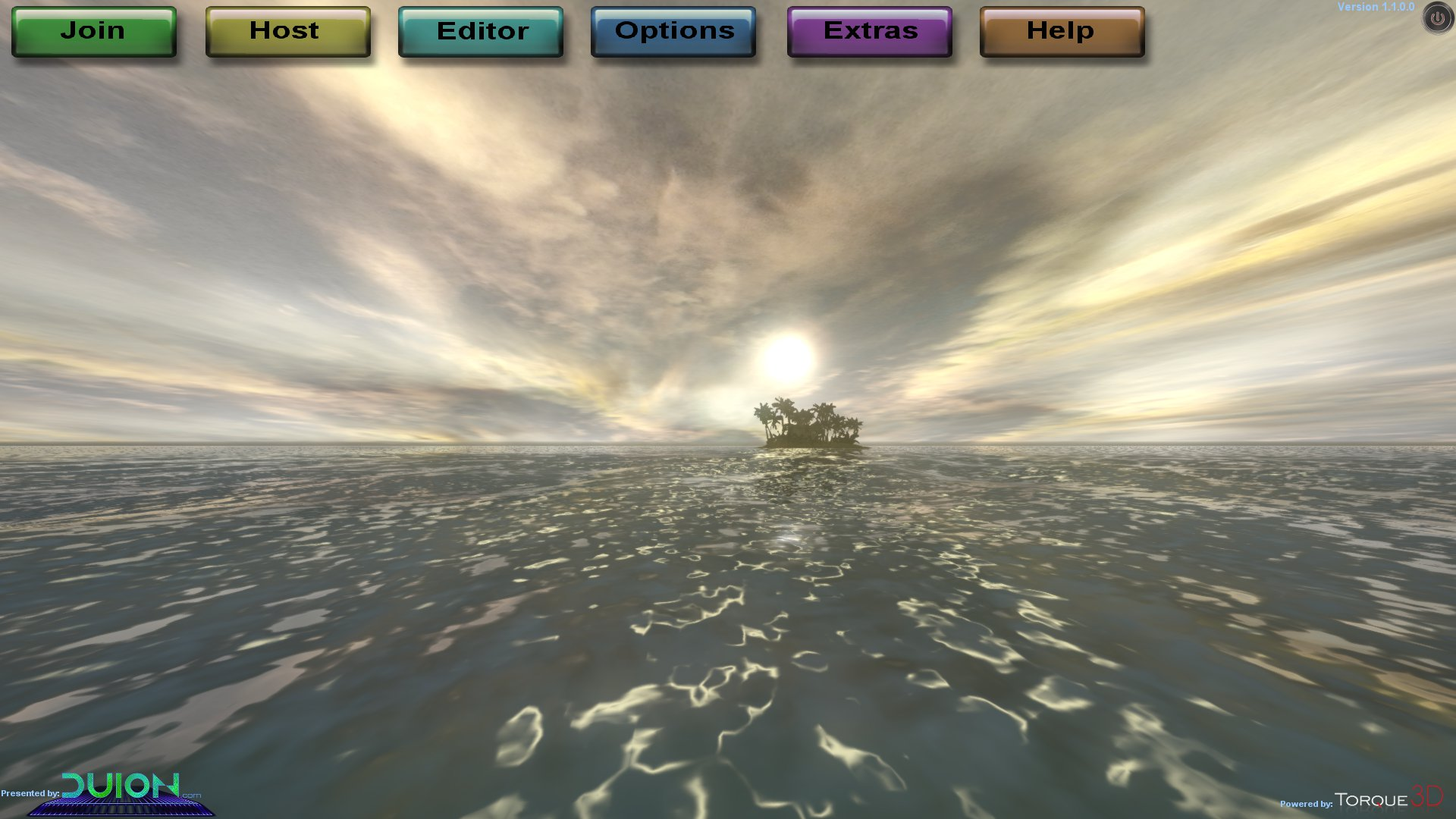 screenshot ambience pazifik isla