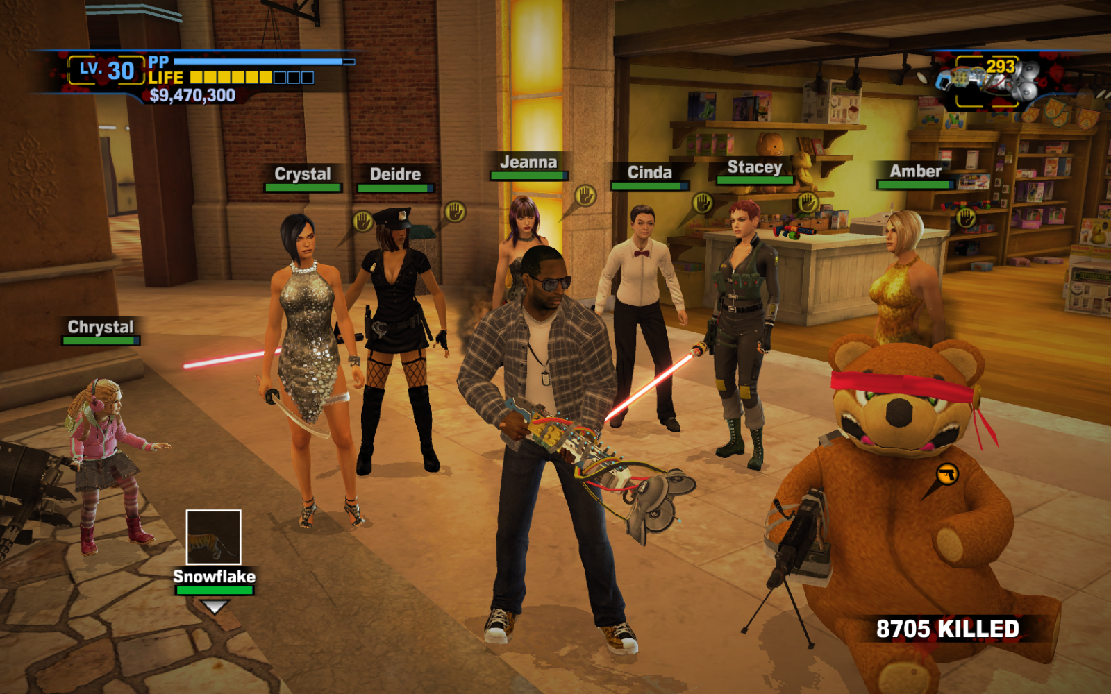 Bad Bitch Mob Mod V3 5 By Djmas314 Com For Dead Rising 2