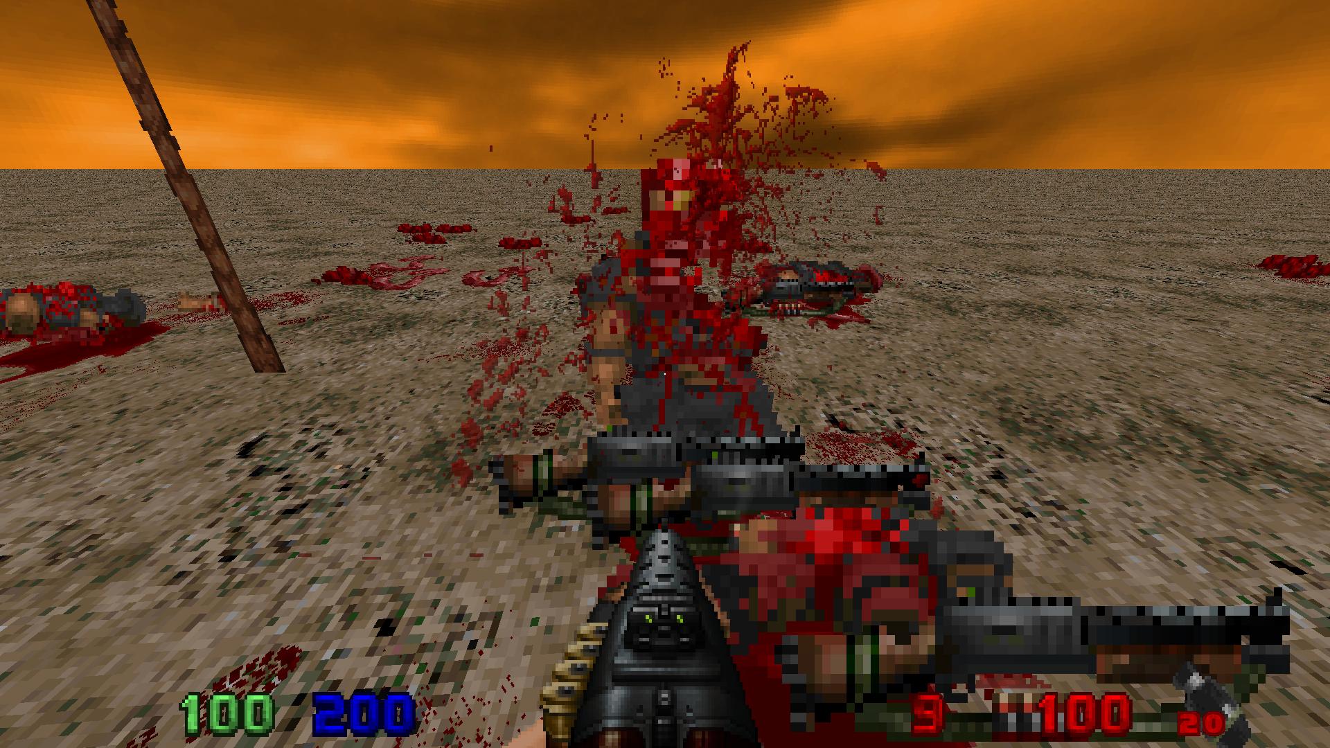 Release Candidate 7 Testing Thread - Brutal Doom mod for