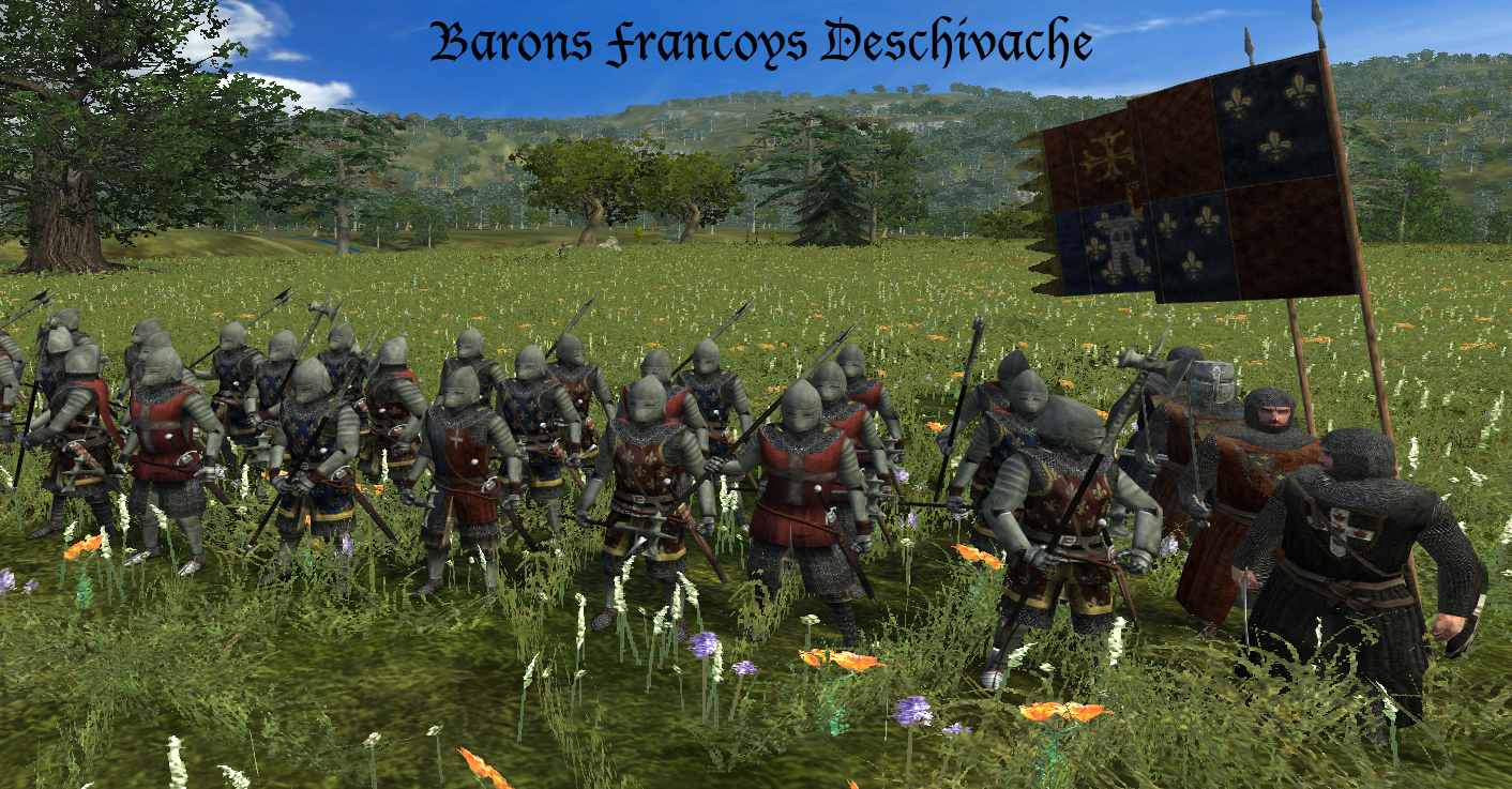 barons francoys deschivache 1