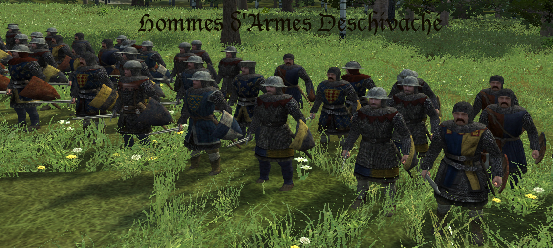 french sergeants