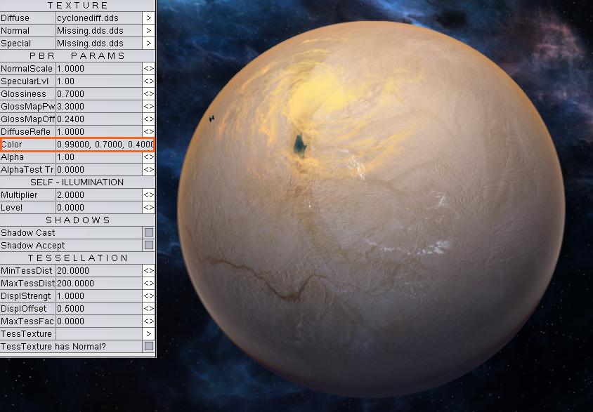 screenshot CloudsColor 02