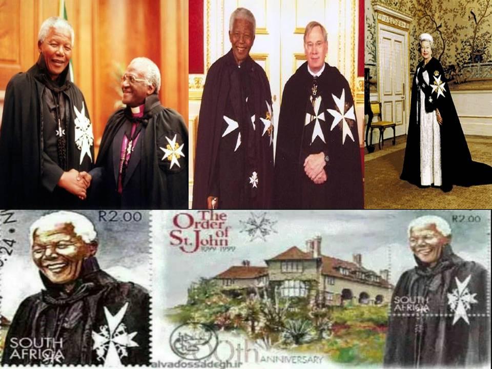 Nelson Mandela the hero against Racism? OR the 33-degree Freemason