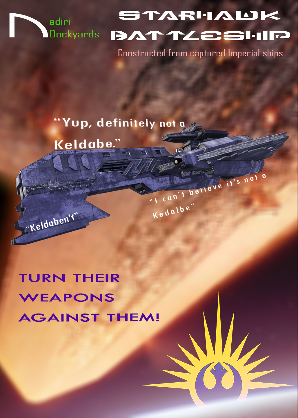 Starhawk Ad