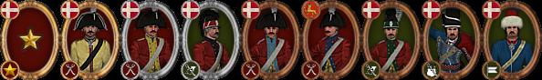 cav icons denmark