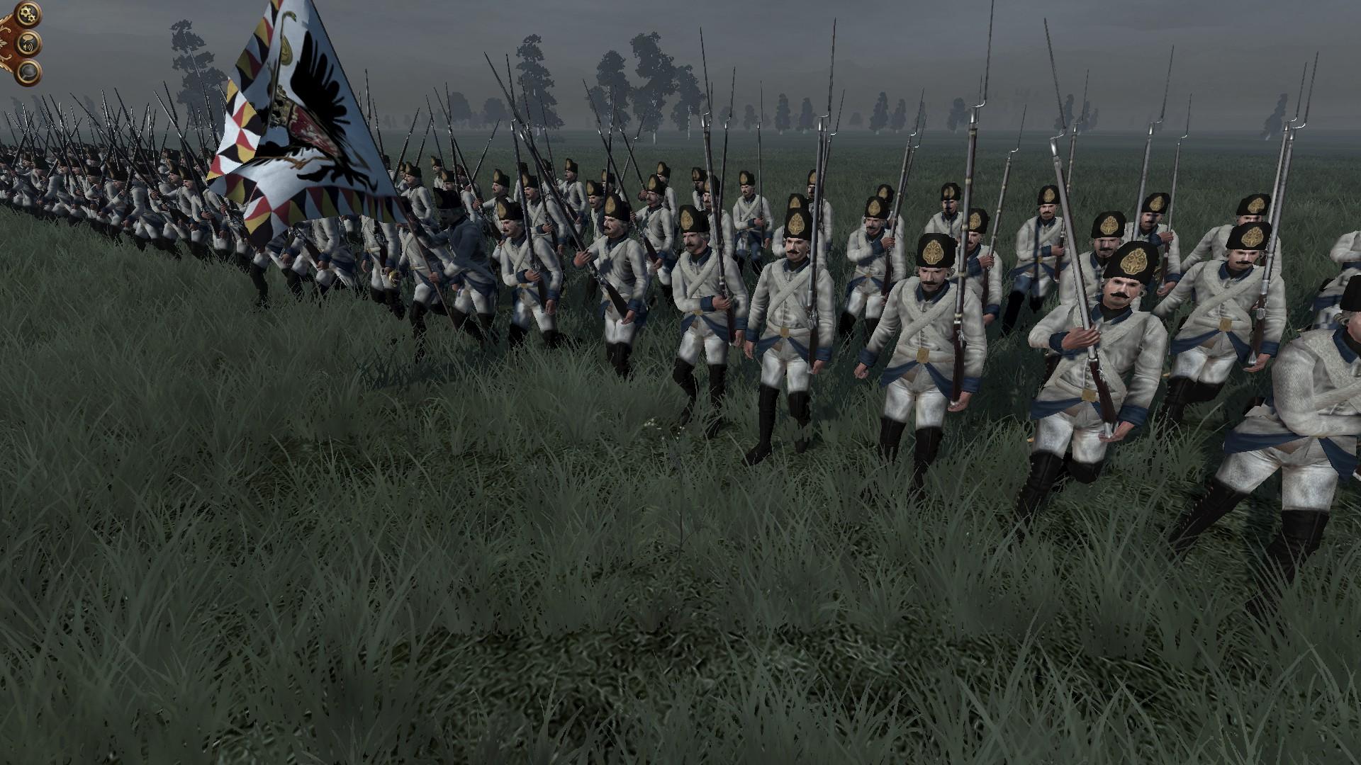 Austria German Line Infantry Reg