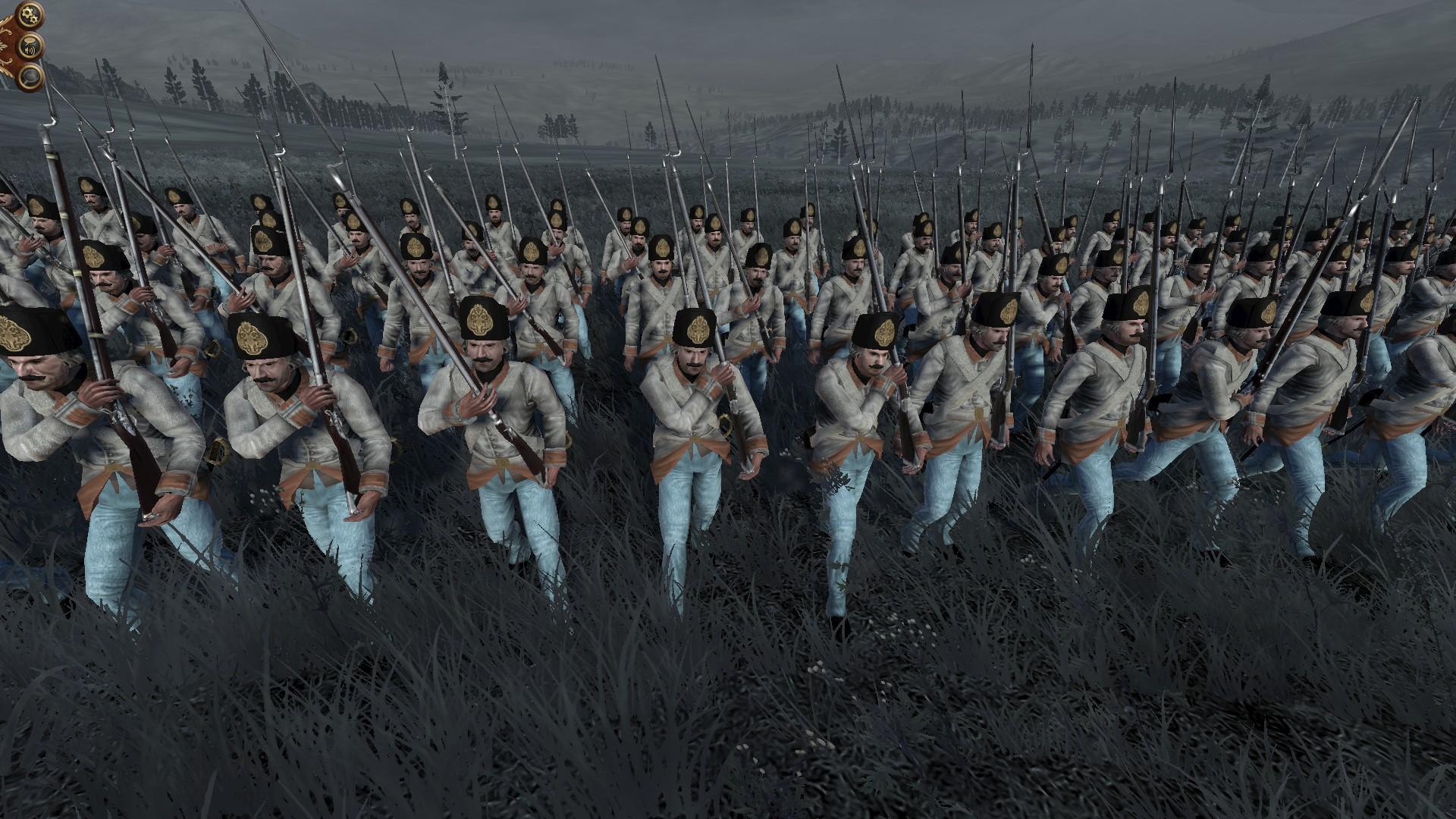 Austria Grenzer Regiment