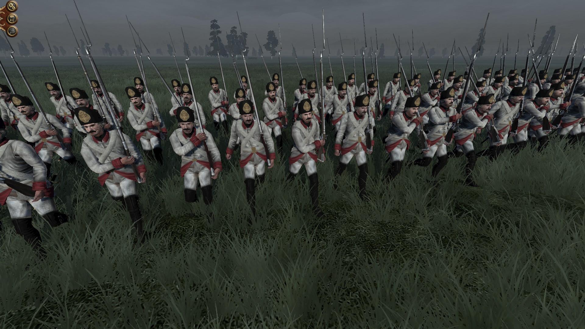 Austria Regiment Kaiser