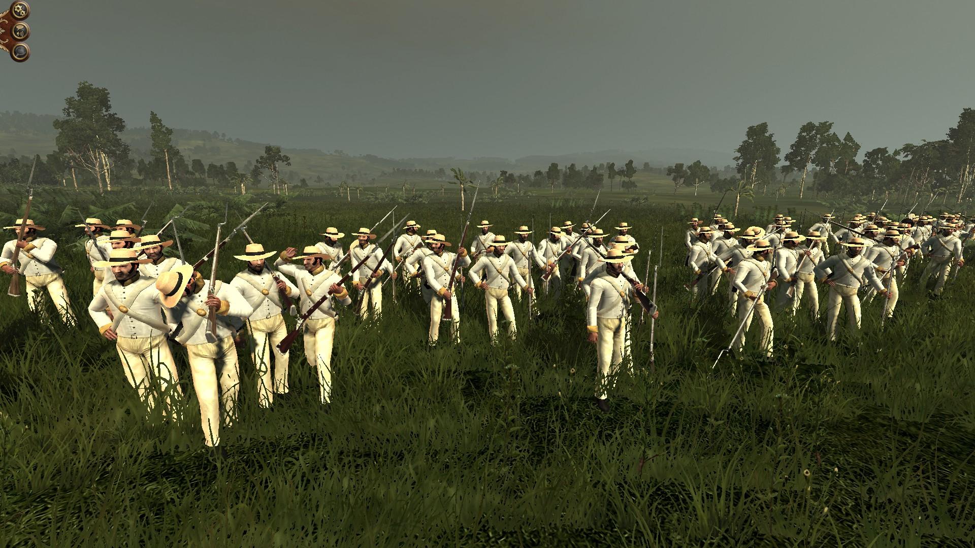 Generic White Militia 2