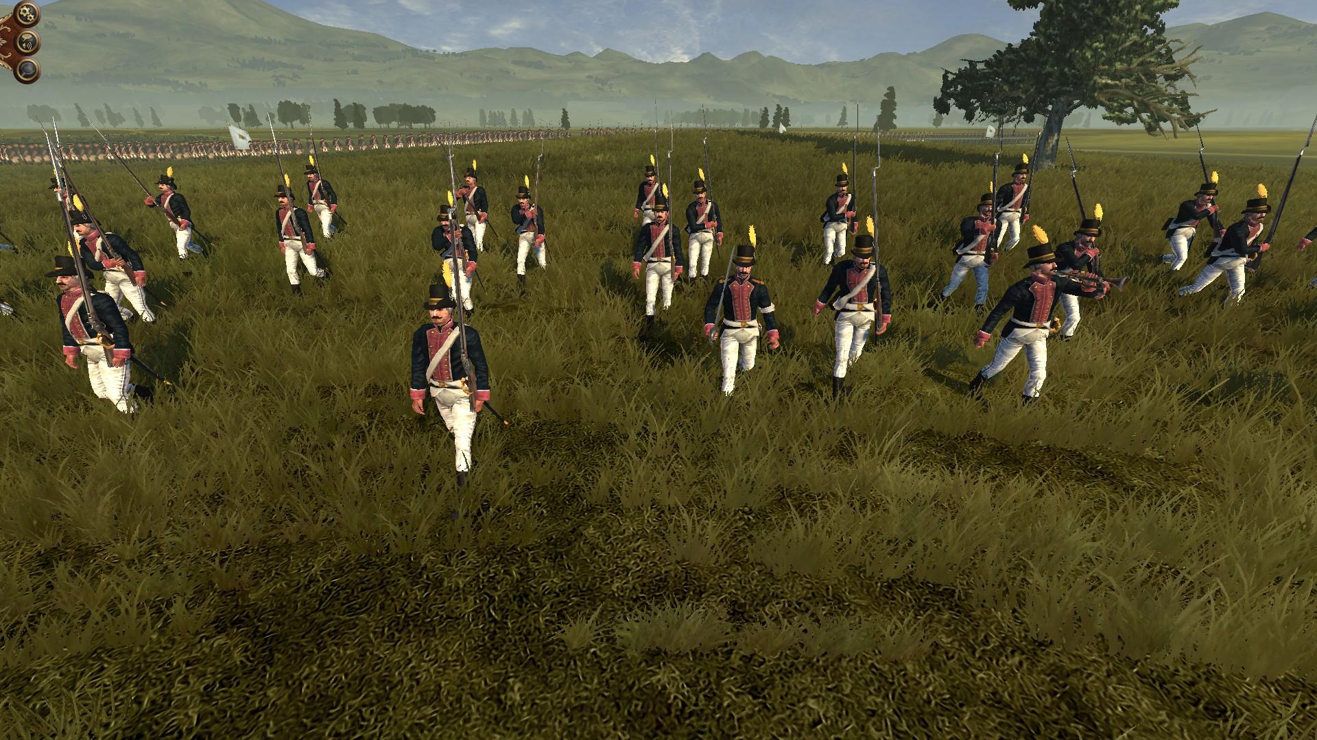 Lifregementets latta bataljon