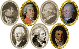 Prussia Envoys