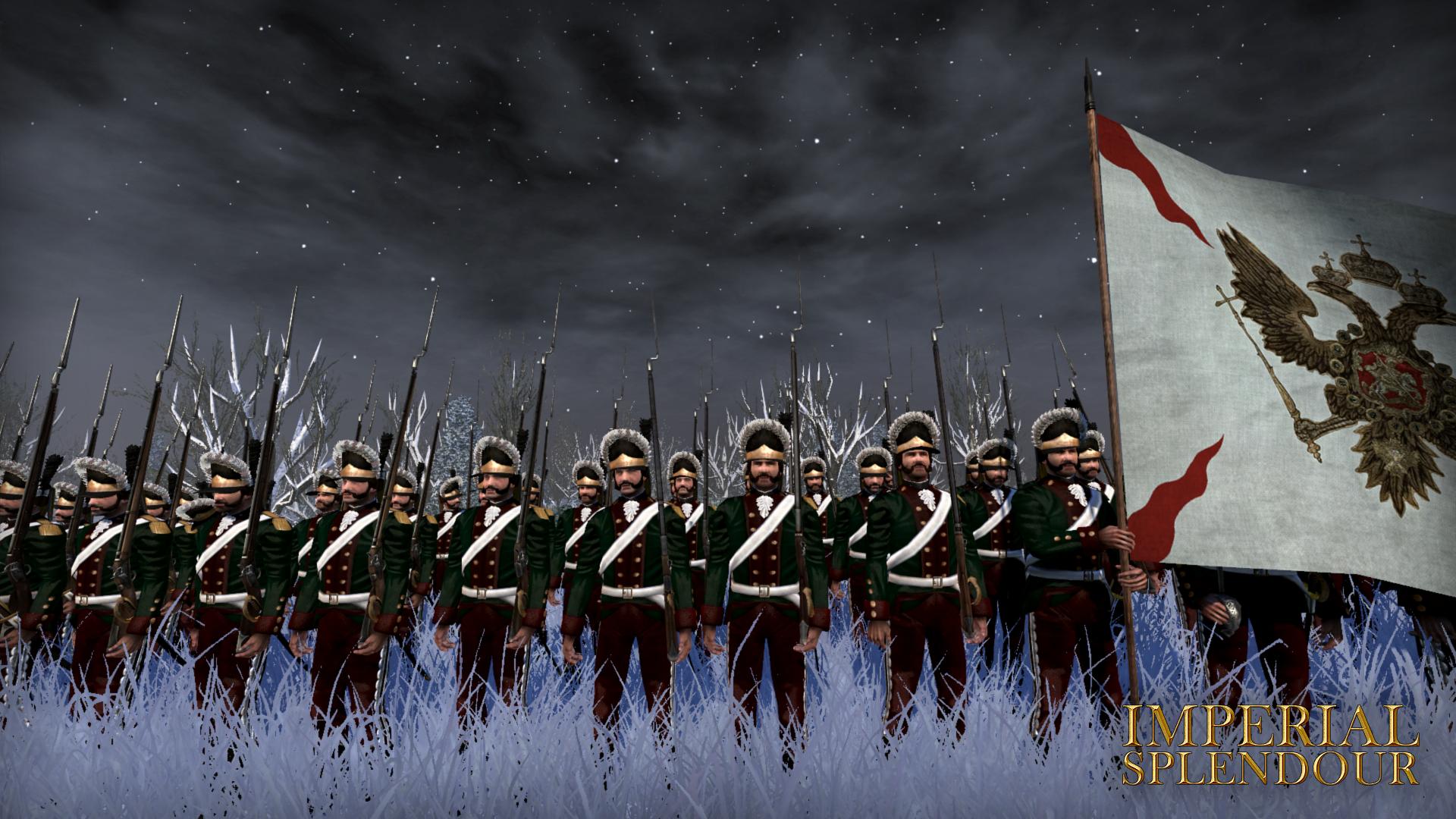 Russia Grenadiers