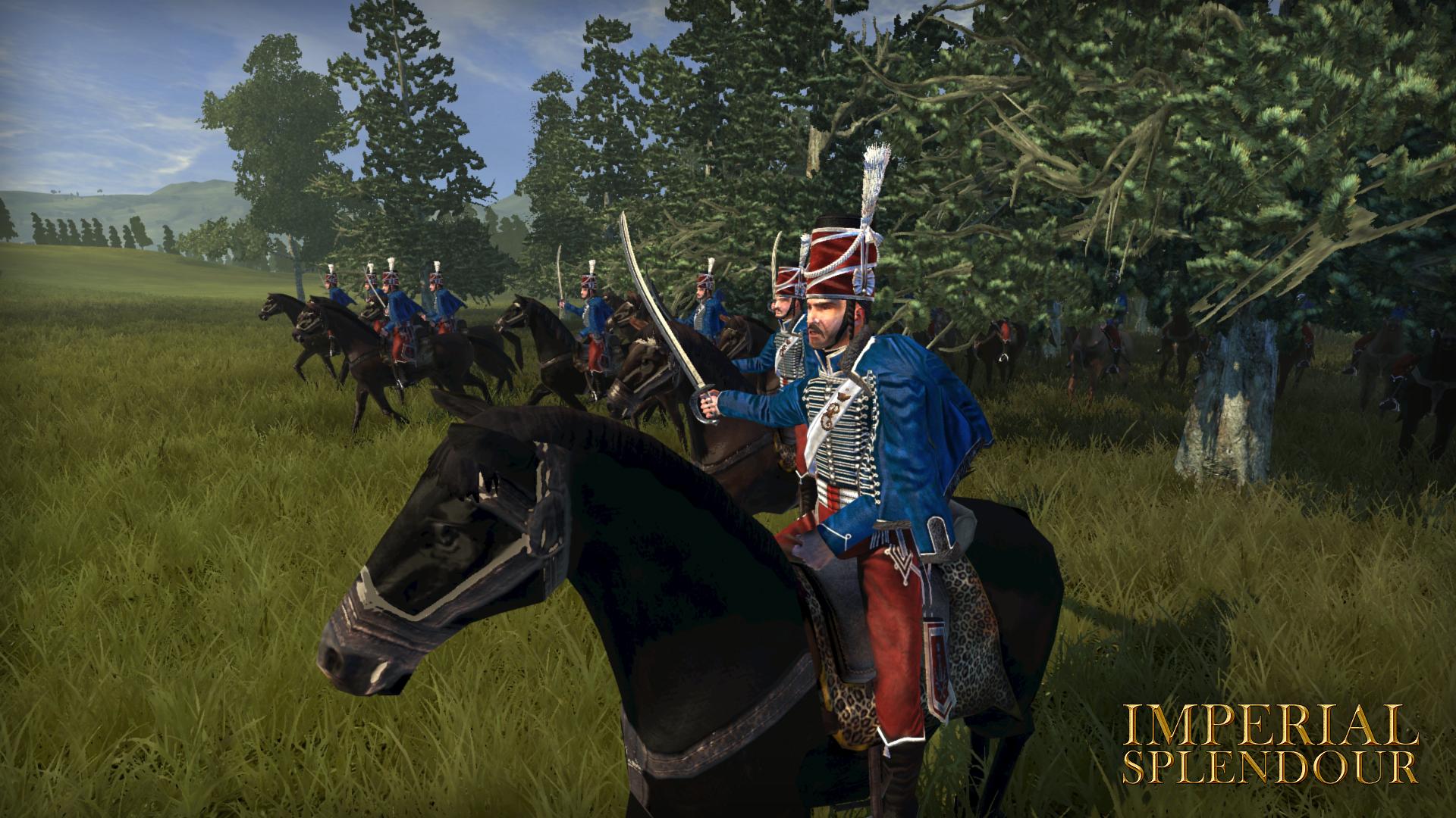Russia Hussars