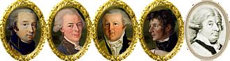 Sweden Admirals